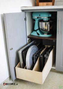 معرفی بهترین نوع منظم کننده کشو آشپزخانه + 1400