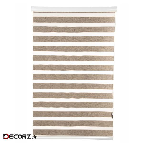 پرده زبرا زیو کد 1009 سایز 180 × 90 سانتی متر