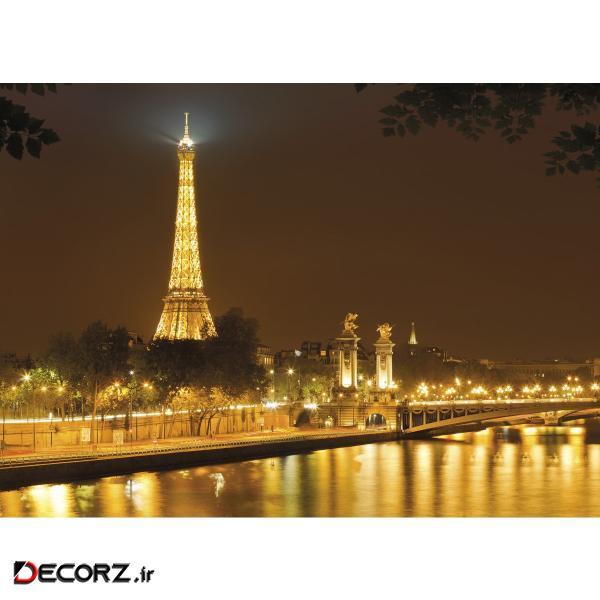 پوستر دیواری کومار مدل Nuit d' or 4-321