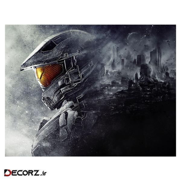 پوستر مدل هالو Halo Infinite کد 2286