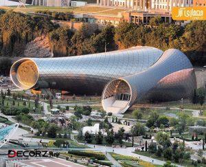 10 پروژه برتر معماری فضای فرهنگی 2016