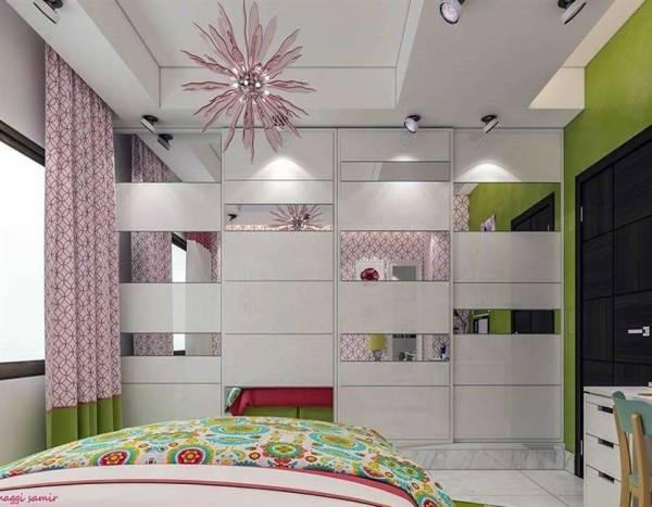 دکوراسیون کامل اتاق کودک
