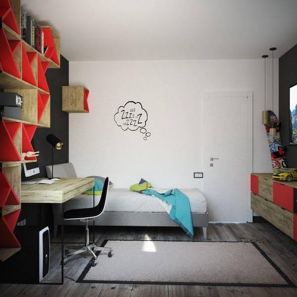 عکس اتاق کودک و نوجوان