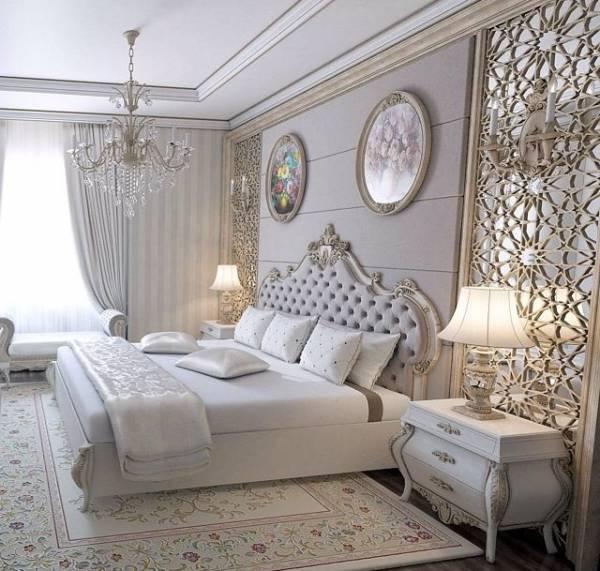 اتاق خواب زیبا و بی نقص