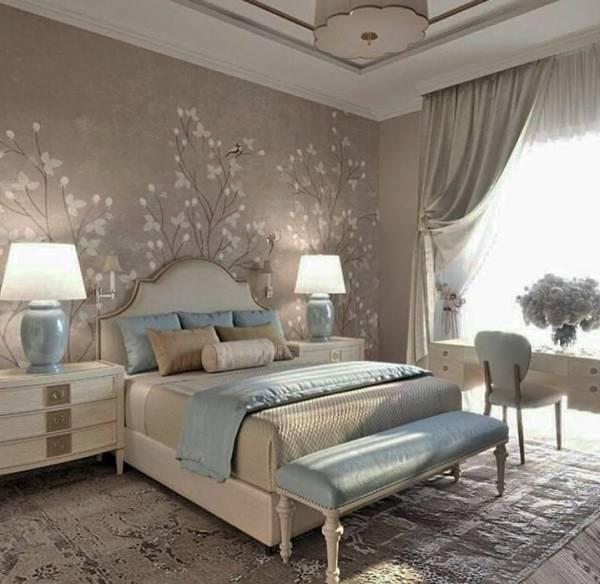 اتاق خواب شیک و کلاسیک