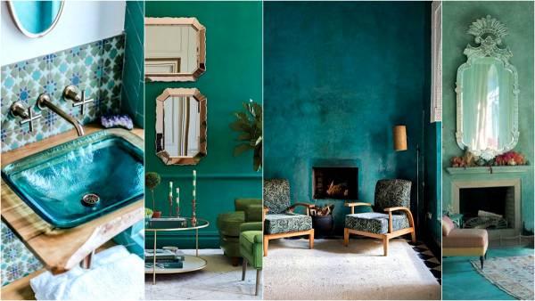 پالت رنگی خانه
