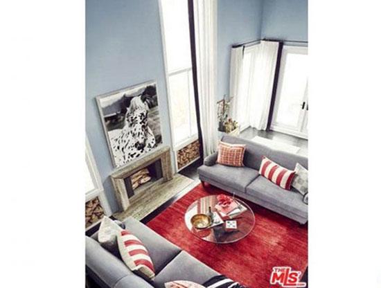 دکوراسیون منزل افراد مشهور: جسیکا آلبا