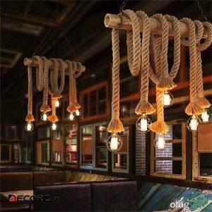 30 مدل چراغ شیک دیواری، رومیزی و سقفی جدید با طراحی صنعتی