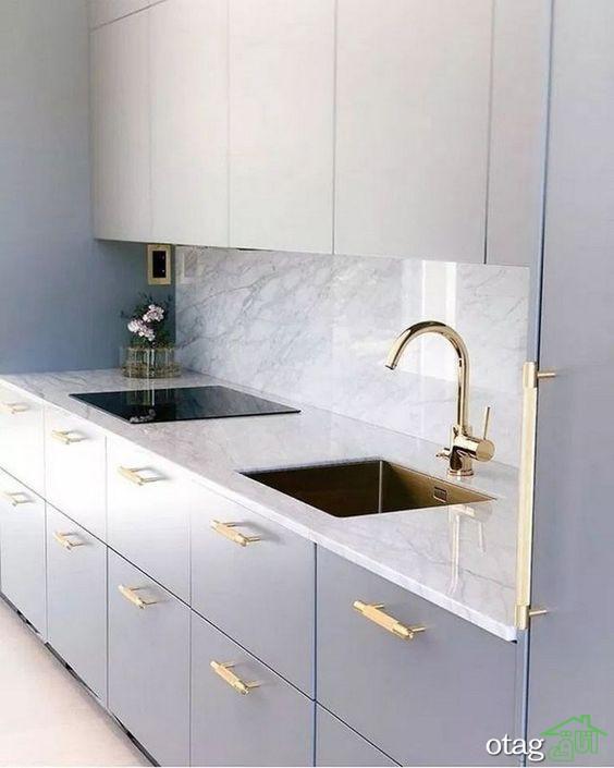 ایده های جدید برای رنگ آمیزی آشپزخانه مطابق مد روز