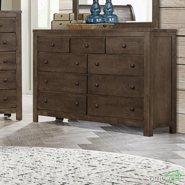40 مدل کمد کشویی کوچک در انواع چوبی و مدرن مناسب همه جا