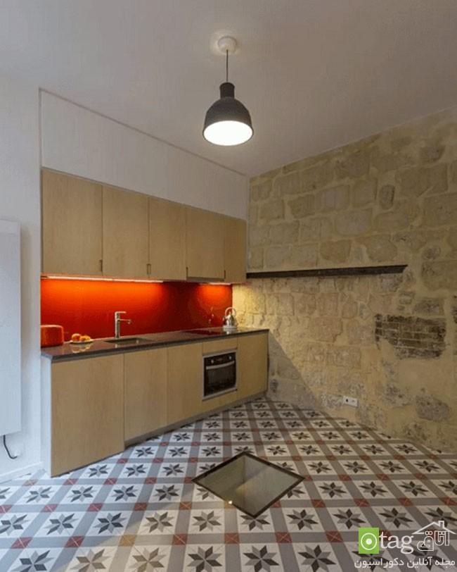 بازسازی بنای قدیمی / تبدیل اسطبل 400 ساله به آپارتمانی مدرن