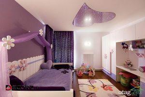 تزیین سقف اتاق کودک با ایده های بسیار خلاقانه و زیبا