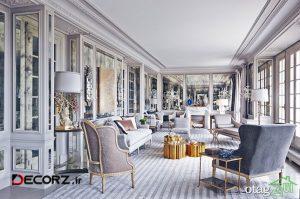 شخصی کردن طراحی داخلی سبک کانتری فرانسوی