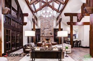 طراحی داخلی روستیک برای خانه شما، ترند سال 1400