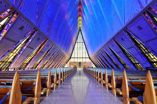 جذاب ترین بناهای معماری جهان [بخش پنجم]