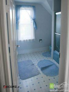 8 نمونه بازسازی و تغییر دکوراسیون سرویس بهداشتی و حمام / 16 تصویر