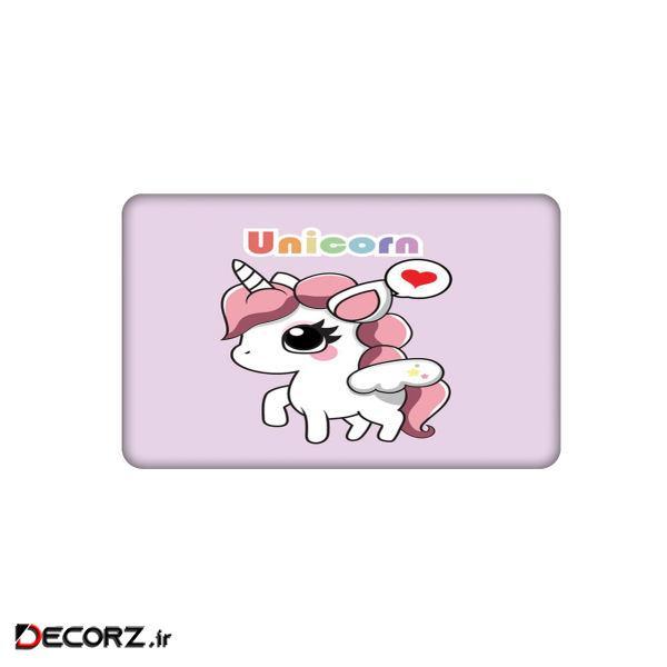 استیکر کارت مدل یونیکورن کد  133