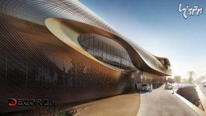 زاها حدید برنده طراحی مرکز حفاظت از میراث شهری عربستان