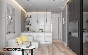 5 دکوراسیون متفاوت برای خانه های کوچک و مدرن