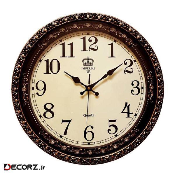 ساعت دیواری امپریال کد S123