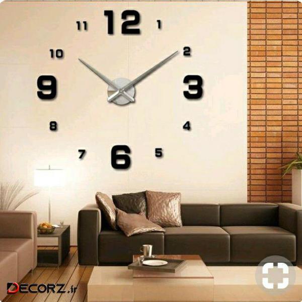 ساعت دیواری مدل ثانی