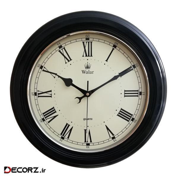 ساعت دیواری والار مدل U101