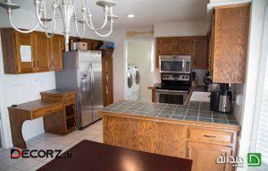 قبل و بعد بازسازی 10 آشپزخانه قدیمی!