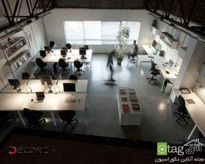 مدل های شیک طراحی داخلی ادارجات به شیوه ای هوشمندانه