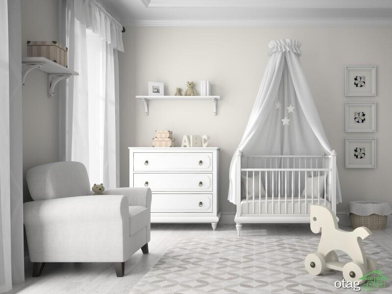 سرویس خواب نوزاد سه تکه