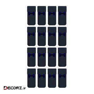 پد پایه صندلی پاوند مدل PACO-PTS بسته 16 عددی