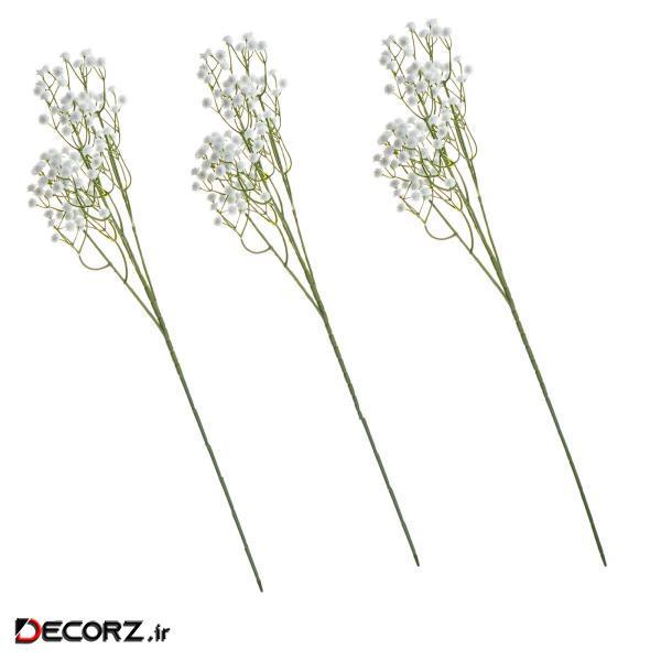 گل مصنوعیکد PA-10982 مجموعه 3 عددی