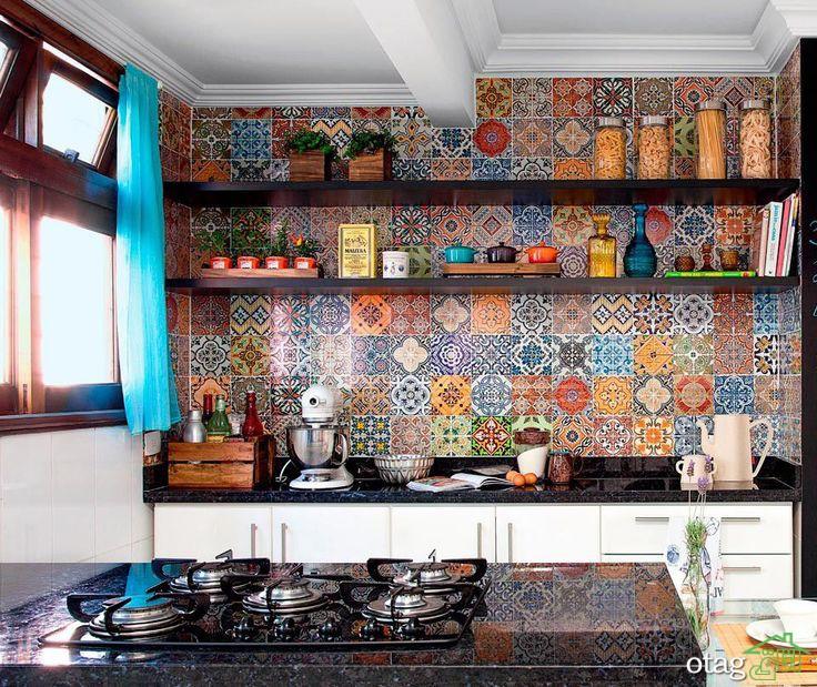 آشنایی با دکوراسیون آشپزخانه سنتی ایرانی، سبکی فراموش شده