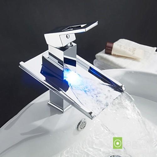 مدل های جدید شیر آب روشویی برای سرویس بهداشتی و حمام