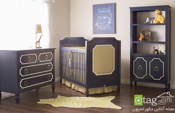مدل های جدید تخت نوزاد با طراحی بسیار شیک و باکیفیت