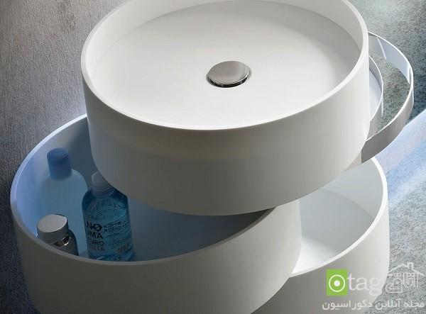 جدیدترین و خلاقانه ترین مدل سینک روشویی برای دستشویی و حمام
