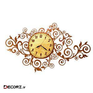 ساعت دیواری مدل اسپیرال