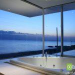 مدل های جدید دکوراسیون حمام / طراحی داخلی شیک و زیبا
