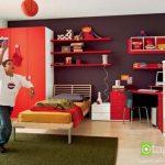معرفی مدل های جدید تخت و کمد نوجوان در دکوراسیون اتاق خواب